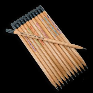 Pencilify Custom Cedar Pencils | Custom Hexagon Pencils