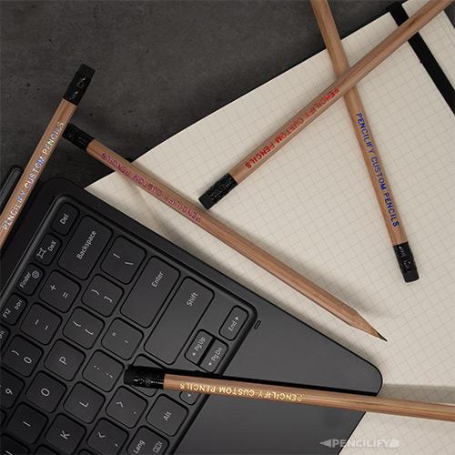 Pencilify Custom Hexagon Pencils