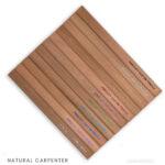 Pencilify Custom Carpenter Pencils – Natural Wood