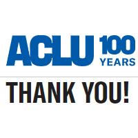Pencilify Custom Pencils - ACLU Donation